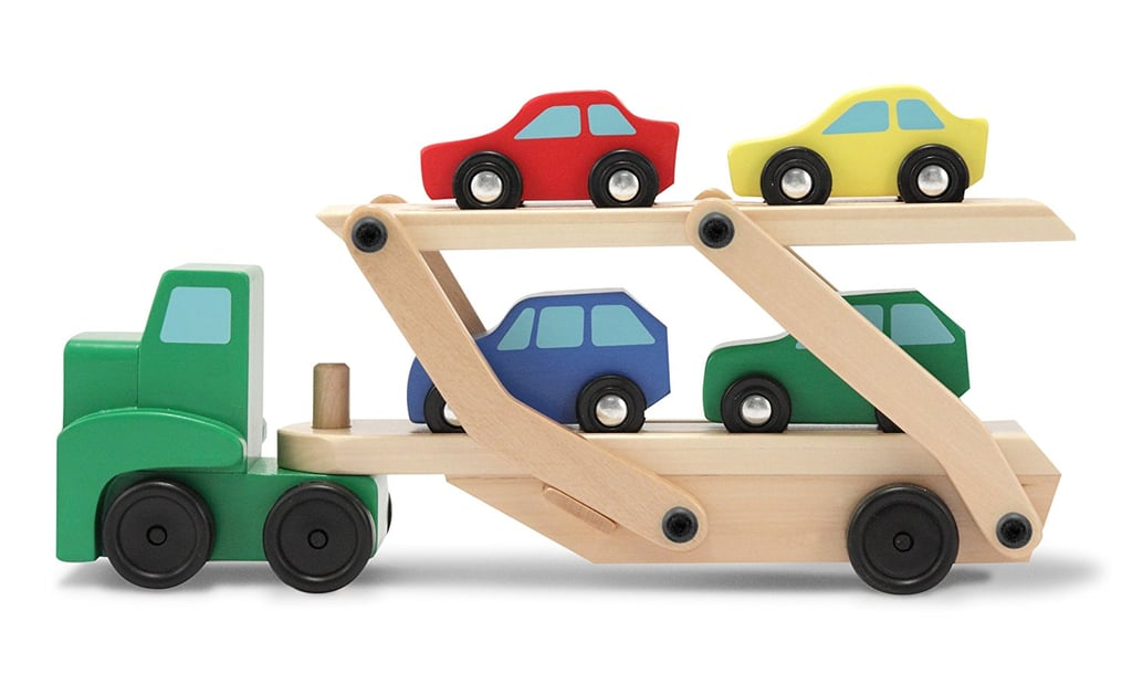 Gifts For Kids Obsessed With Trucks Popsugar Family