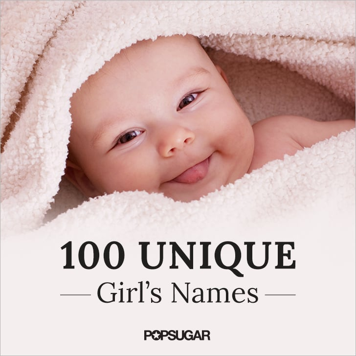 Unusual Girls' Names | POPSUGAR Australia Parenting