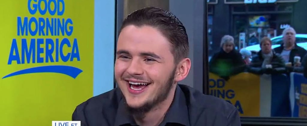 Prince Jackson Interview on Good Morning America March 2017