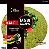 Raw Wraps Kale