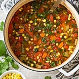 Vegetarian: Mexican Vegetable Soup