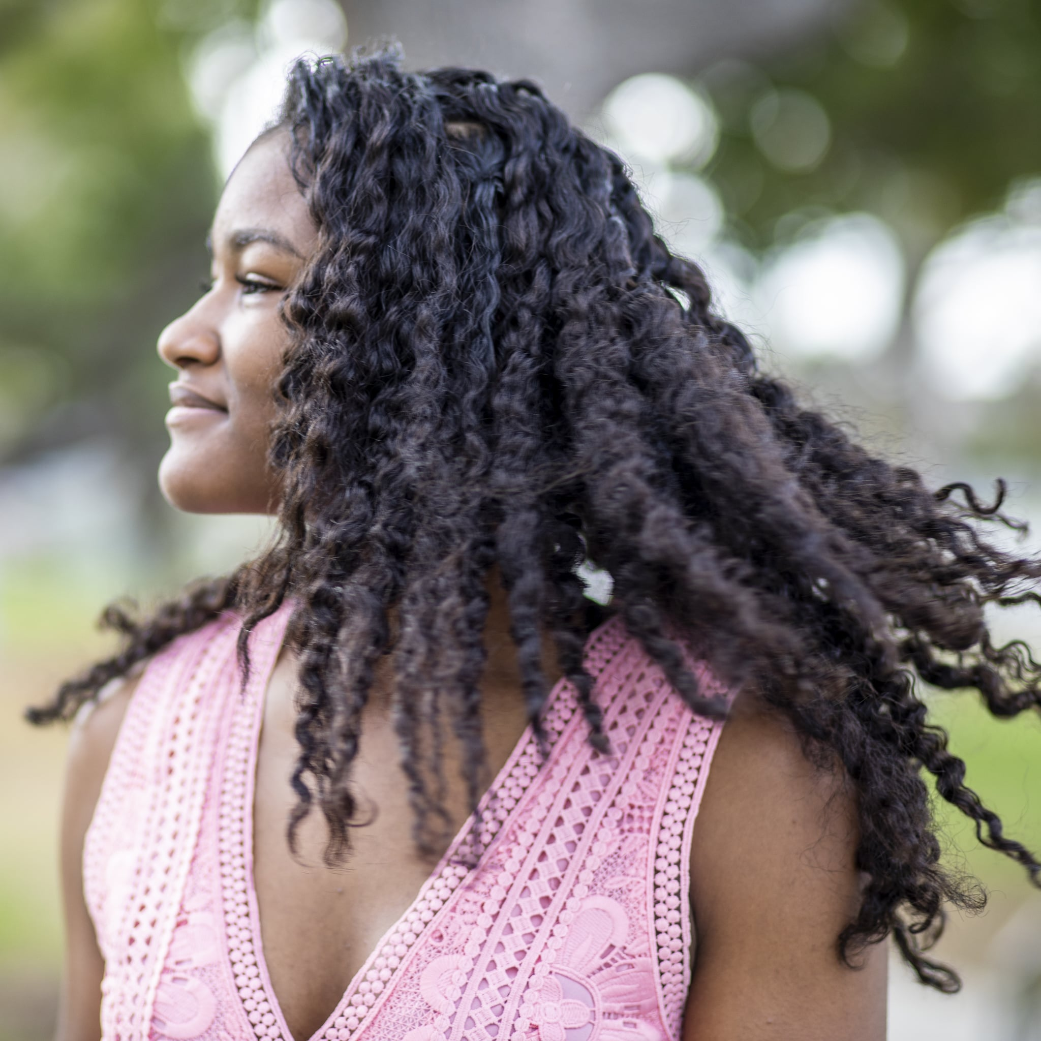 How To Stretch Natural Hair Without Heat Popsugar Beauty