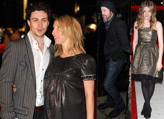 Photos from the Premiere and Afterparty for Kick-Ass Including Brad Pitt, Aaron Johnson, Gary Barlow, Jamie Oliver, Chloe Moretz