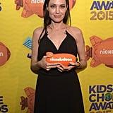 June 4 — Angelina Jolie