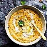 Crock Pot Parsnip Ham Chowder