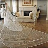 Watch Hailey Baldwin's Final Wedding Dress Fitting Video