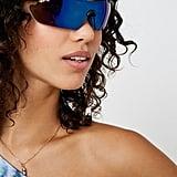 UO McLean Visor Sunglasses