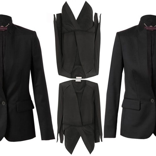 The Essential Wardrobe: Shop the Best Black Blazers Online