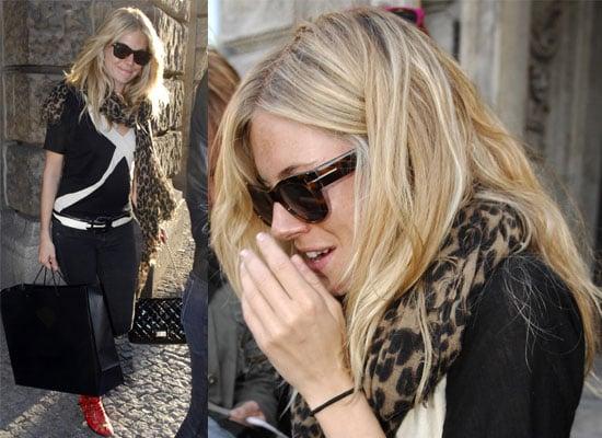 21/04/2009 Sienna Miller