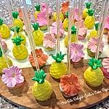 Luau Cake Pops