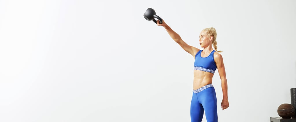These Are the Only 6 Single-Arm Exercises You Need to Do With a Kettlebell