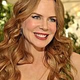 Nicole Kidman's Copper Curls