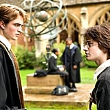 You can recognize New College's cloisters in several scenes of Harry Potter and the Goblet of Fire.