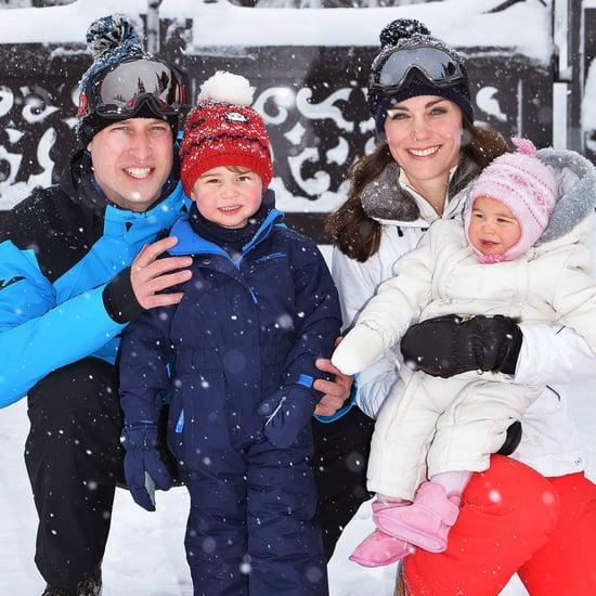Royal Family's Ski Vacations