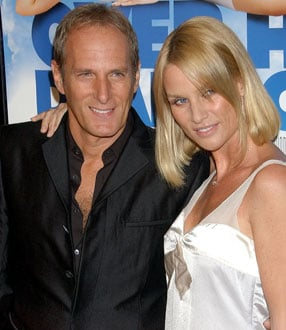 Photo of Nicollette Sheridan and Michael Bolton Who Just Announced They Were Calling Off Their Engagement