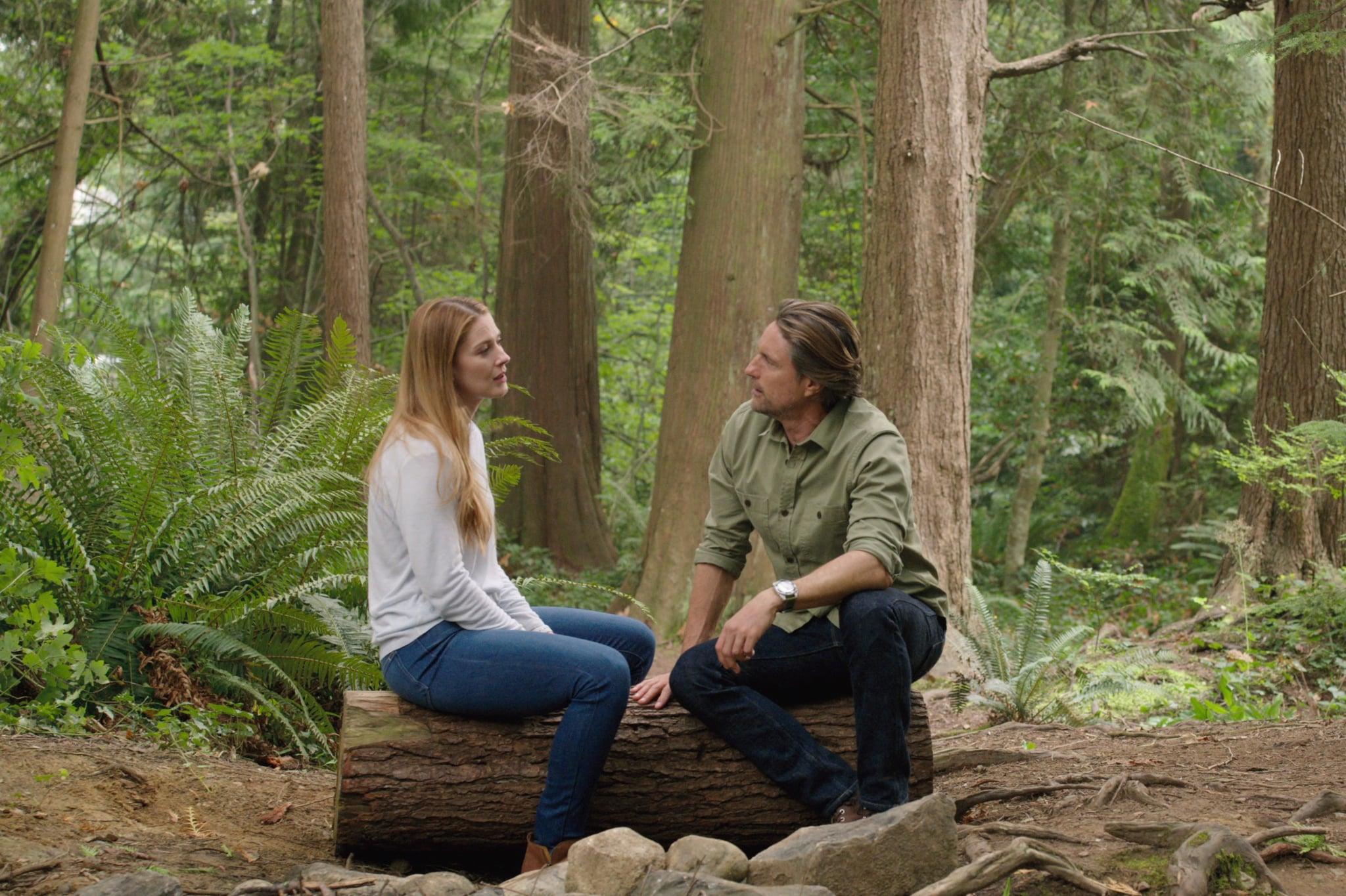 VIRGIN RIVER, from left: Alexandra Breckenridge, Martin Henderson, Spare Parts and Broken Hearts', (Season 3, ep. 303, aired July 9, 2021). photo: Netflix / Courtesy Everett Collection