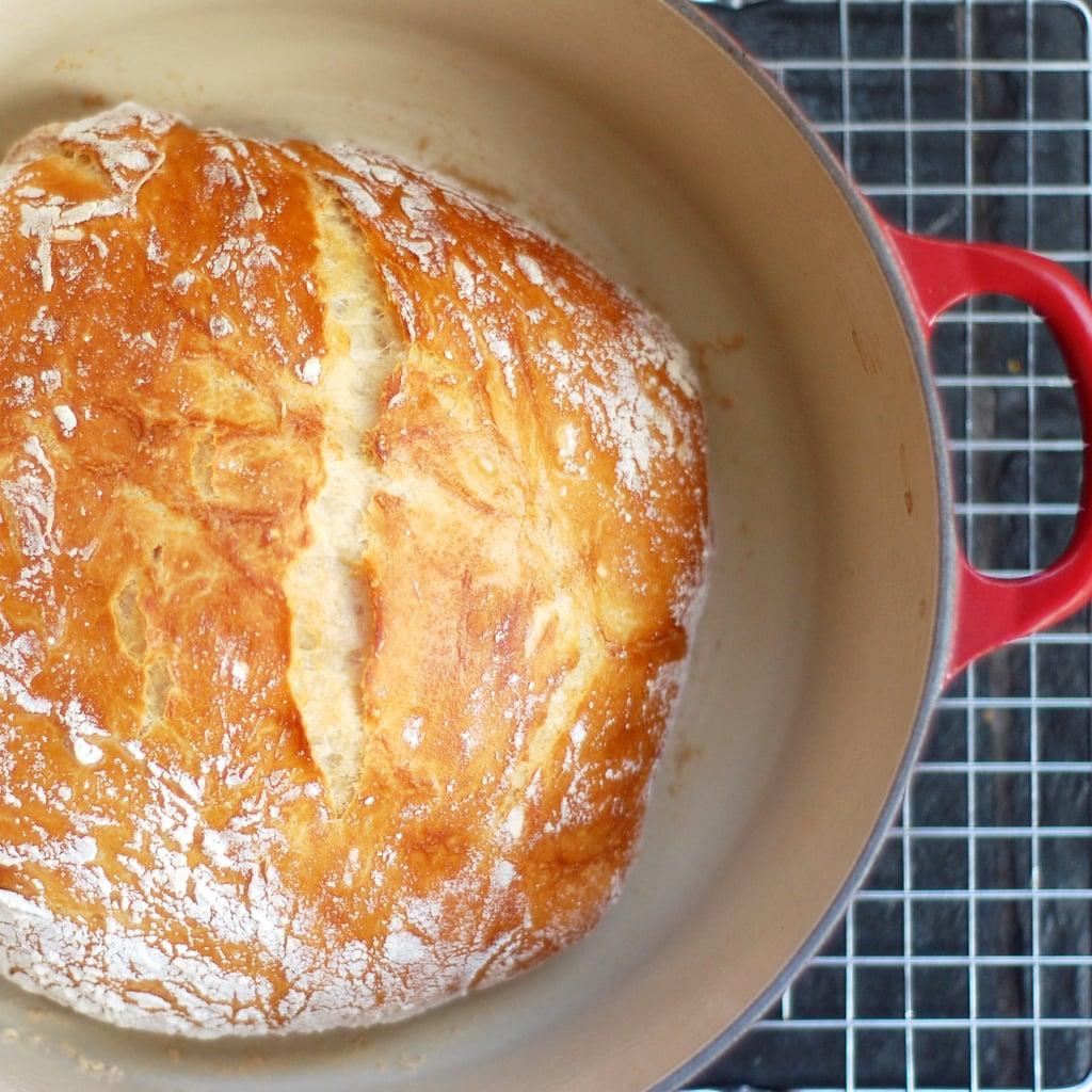 No Knead Bread Recipe by Jim Lahey