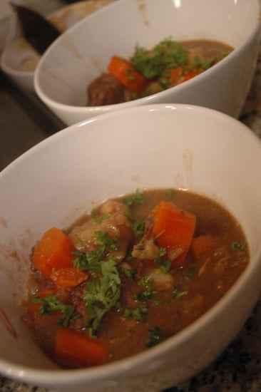 Monday's Leftovers: Guinness Stew