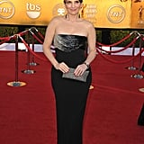 Tina Fey at the SAG Awards.