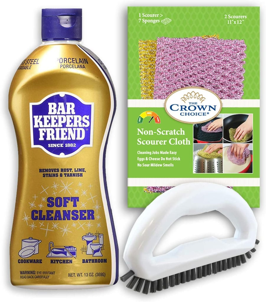 BAR Keepers Friend Soft Cleanser Set   8 Mind Blowing Cleaning ...