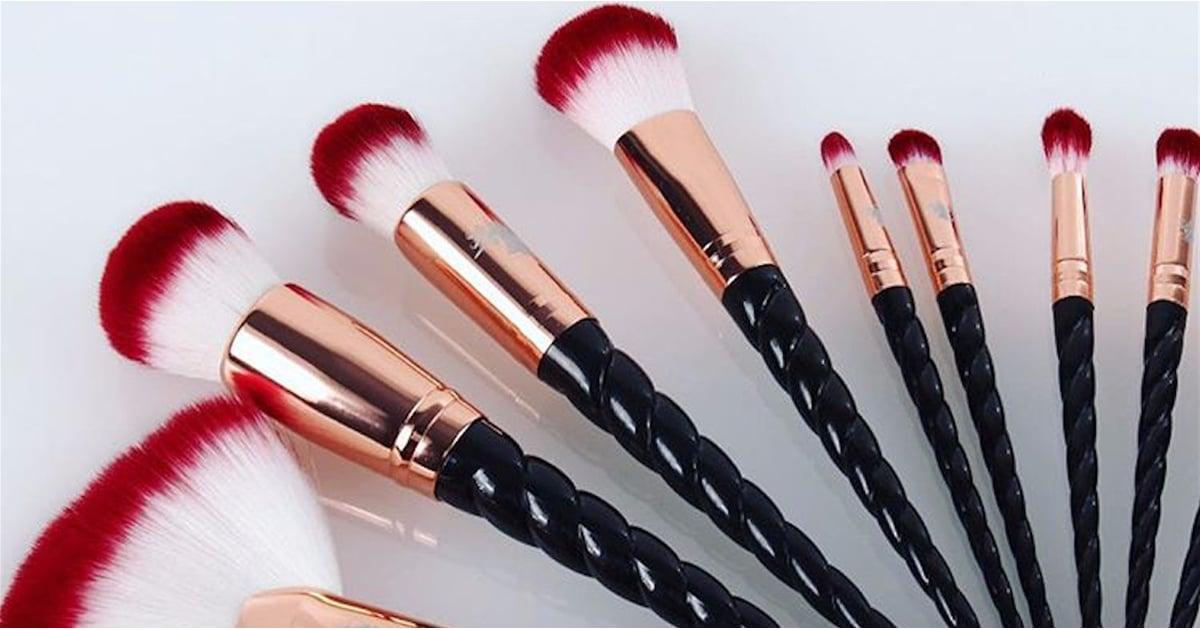 unicorn makeup brushes uses. unicorn makeup brushes uses