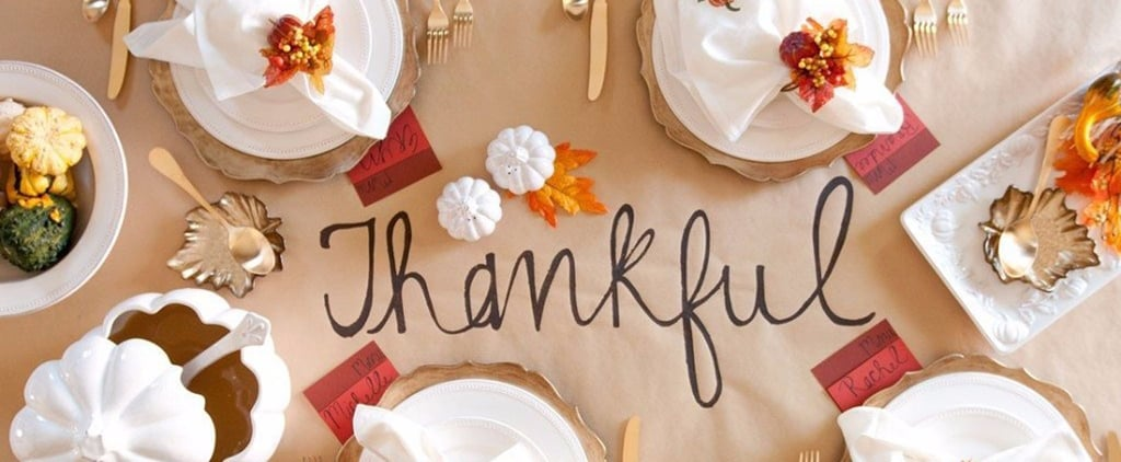 DIY Thanksgiving Centerpieces