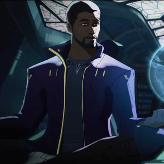 Marvel's What If...? Features a Chadwick Boseman Tribute