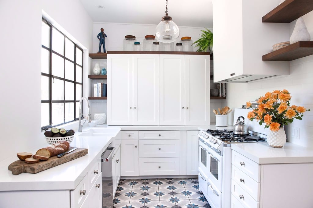 The Best Kitchens the best kitchen cabinet style | popsugar home