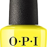 OPI Nail Lacquer in Pump Up the Volume