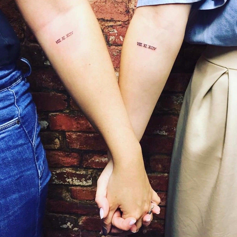 f8f88c7f4 Small Sister Tattoos | POPSUGAR Australia Love & Sex