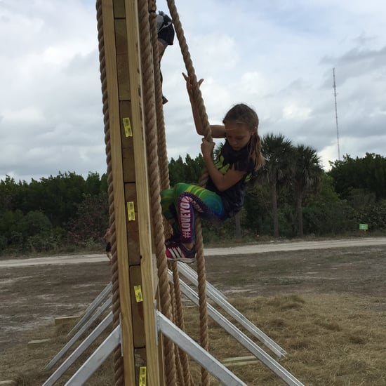 Little Girl Completes Navy SEAL Obstacle Course (Video)