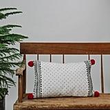 Feliz Pillow ($26)