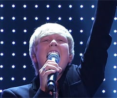 Interview With Australia's Got Talent 2011 Winner Jack Vidgen