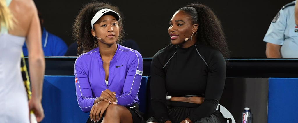 Naomi Osaka Called Serena Williams Her Mom on Instagram