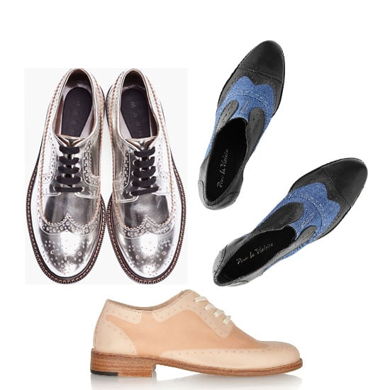 Shoe Trend: Top Five Summer Brogues to Buy Online Now