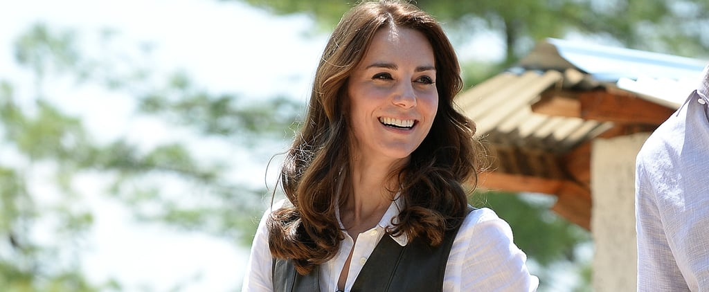 Kate Middleton Saves Your Biggest Go-To Staple For Special Occasions Only