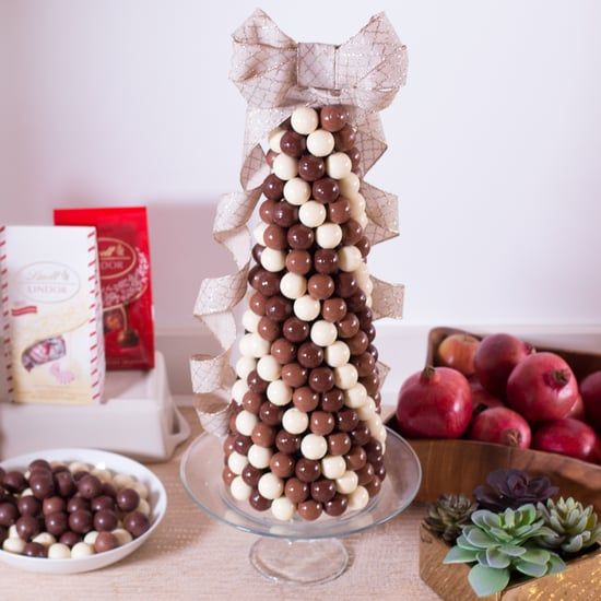 Chocolate Truffle Tower