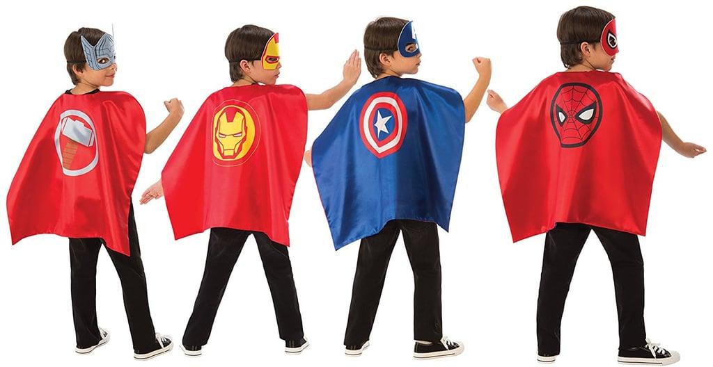 For 3-Year-Olds: Rubie's Unisex Offically Licensed Marvel Universe Super Hero Set