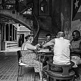 Dominoes in Havana