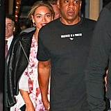 Jay Z Also Made a Statement in His Graphic Tee