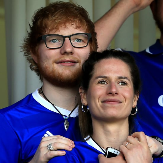 Ed Sheeran and Cherry Seaborn Married