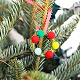 Retro Wreath Ornament