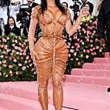 Kim Kardashian Dress at the 2019 Met Gala