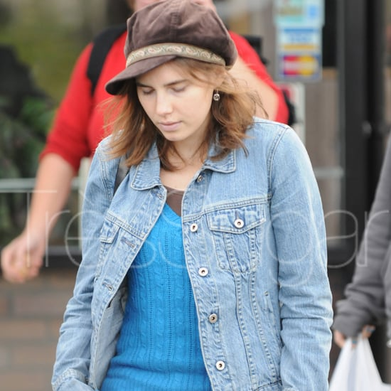 Amanda Knox in Seattle