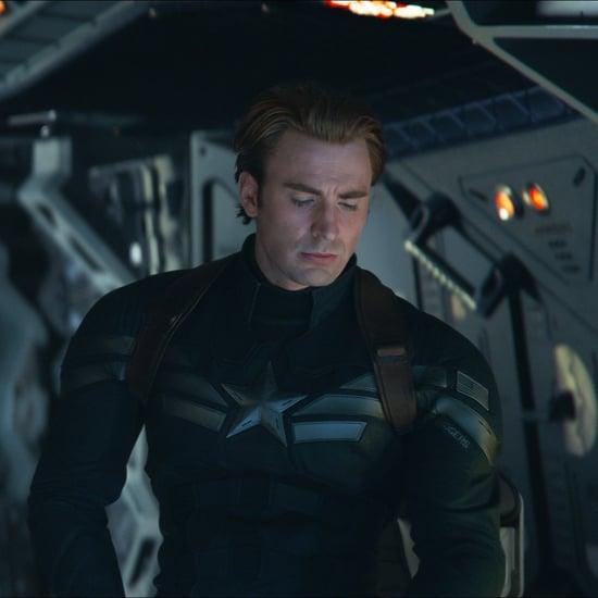 Chris Evans's Reaction to Avengers: Endgame
