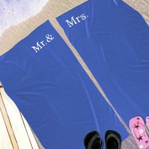 Married Life's a Beach