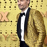 Nikolaj Coster-Waldau at the 2019 Emmys