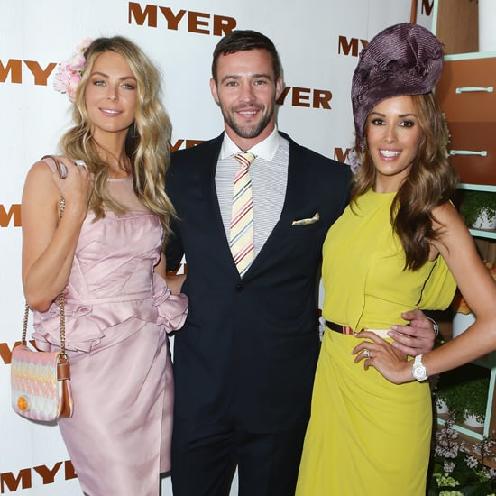 Celebrities at 2012 Crown Oaks Day Pictures