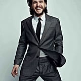 Kit Harington Esquire June and July 2017 Cover