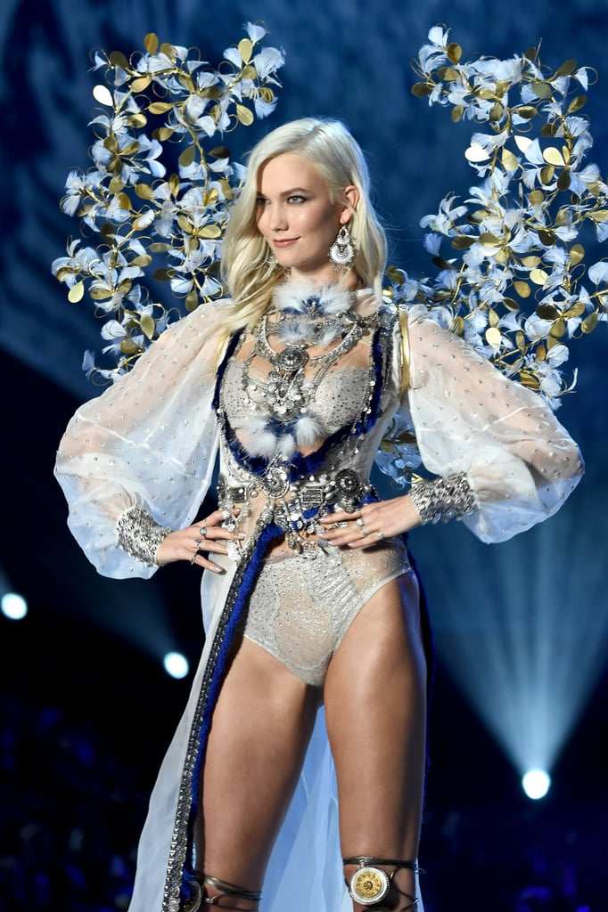 Karlie Kloss's 2017 Wings Are the Heaviest Janaïna's Ever Designed